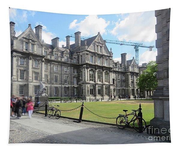 Trinity College Ireland Tapestry