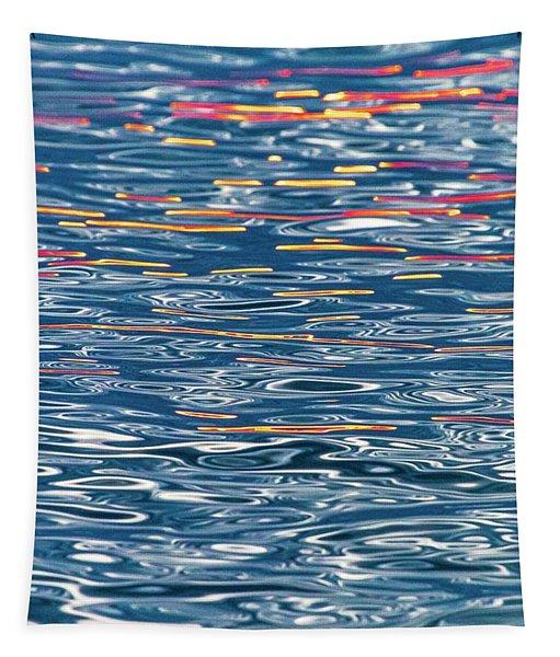 Undulate 9  Tapestry