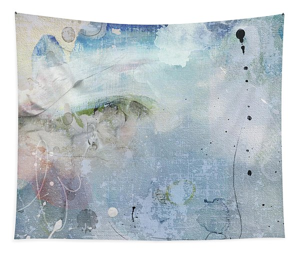 Valley In The Clouds Tapestry