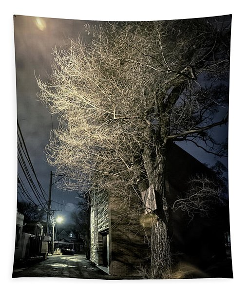 If Trees Could Talk Tapestry