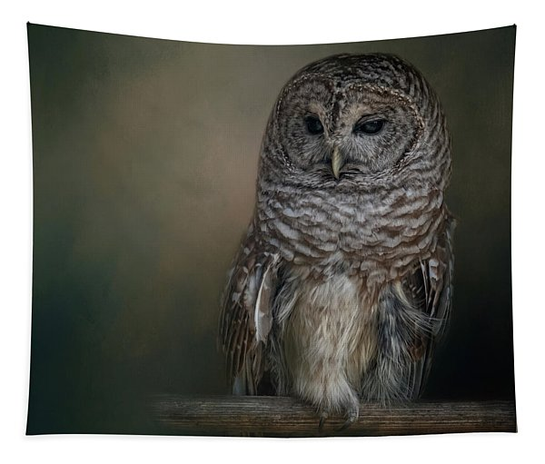 Watchful Rest Tapestry