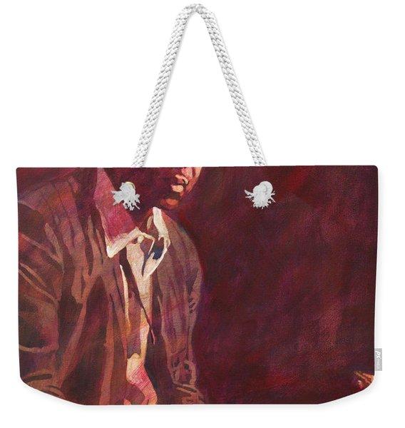 A Love Supreme - Coltrane Weekender Tote Bag