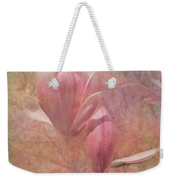 A Peek Of Spring Weekender Tote Bag