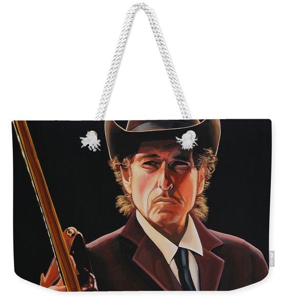 Bob Dylan 2 Weekender Tote Bag