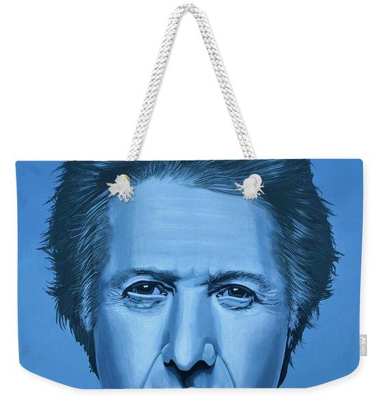 Dustin Hoffman Painting Weekender Tote Bag