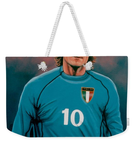 Francesco Totti 2 Weekender Tote Bag