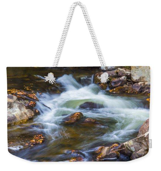 Linville Falls  Weekender Tote Bag