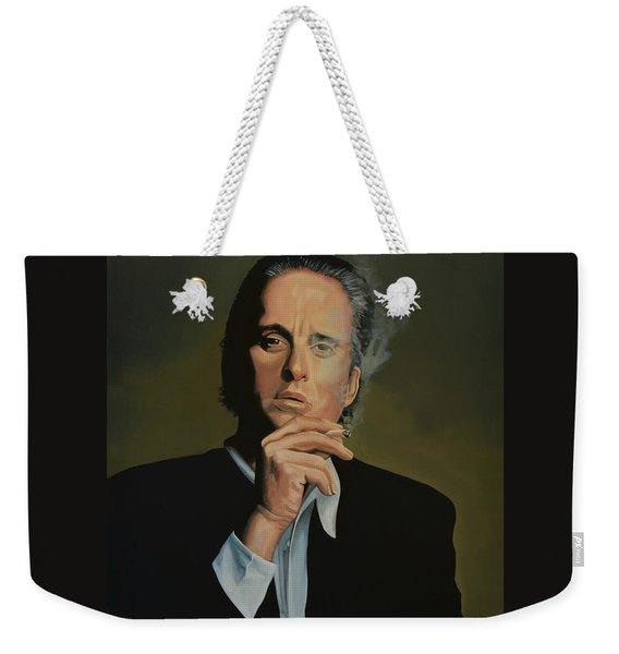 Michael Douglas Weekender Tote Bag