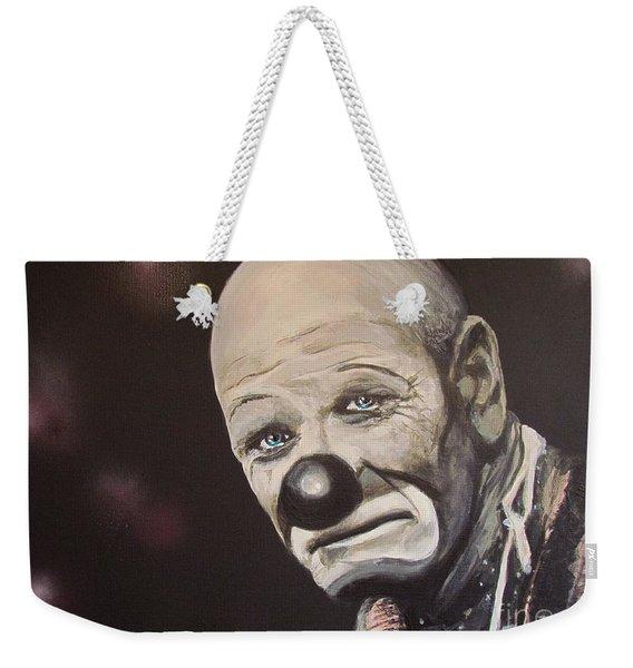 The Clown Weekender Tote Bag