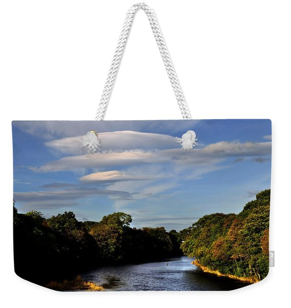 The River Beauly Weekender Tote Bag