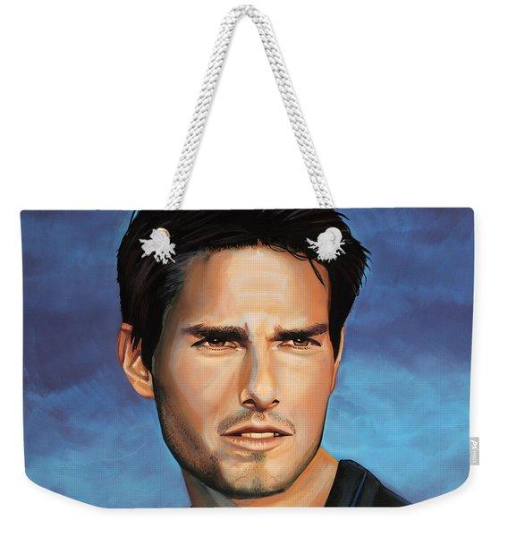 Tom Cruise Weekender Tote Bag