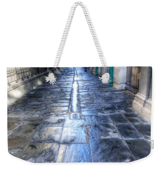 0270 French Quarter 2 - New Orleans Weekender Tote Bag