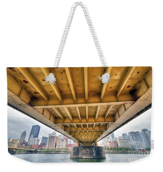 0309 Pittsburgh 4 Weekender Tote Bag