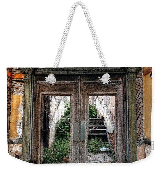 0707 Jerome Ghost Town Weekender Tote Bag