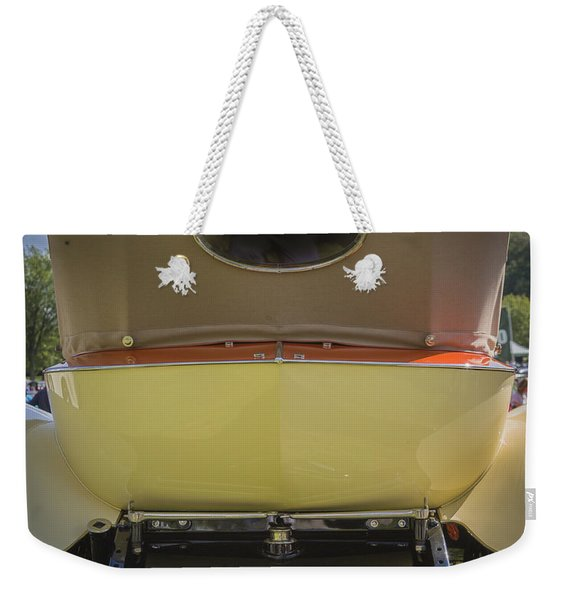 1922 Isotta-fraschini Weekender Tote Bag