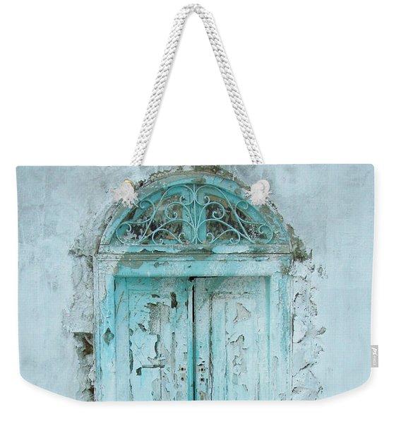 Abandoned Doorway Weekender Tote Bag