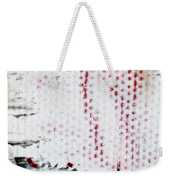 Abstract Original Artwork One Hundred Phoenixes Untitled Number Ten Weekender Tote Bag