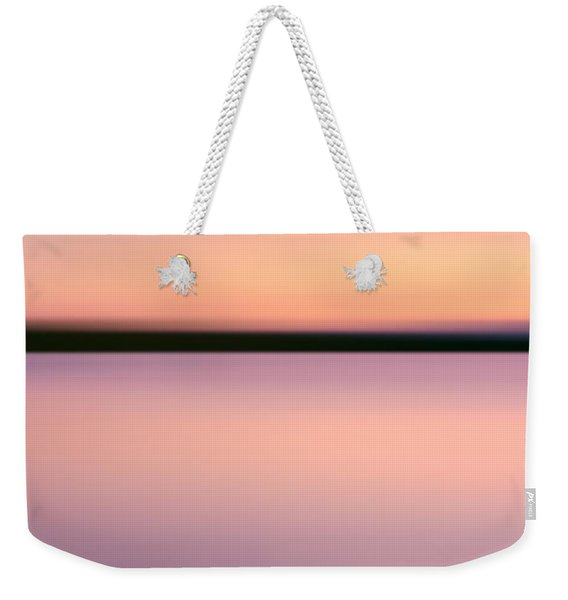 Abstract Sunset 2 Weekender Tote Bag