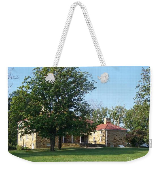 Adena Mansion Weekender Tote Bag