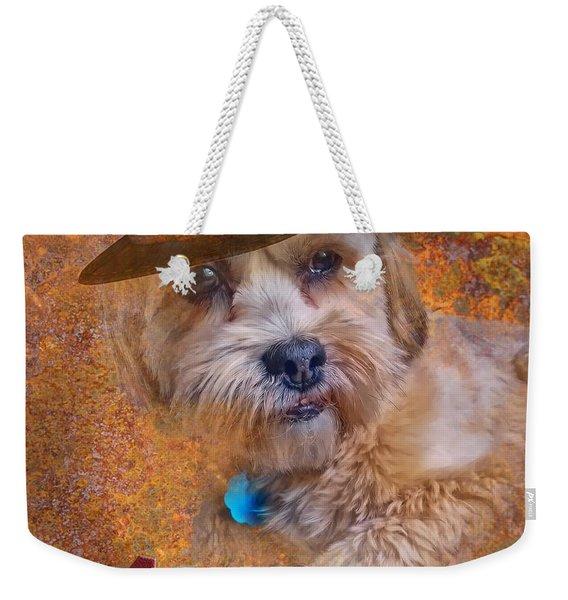 Adopted With Love Weekender Tote Bag