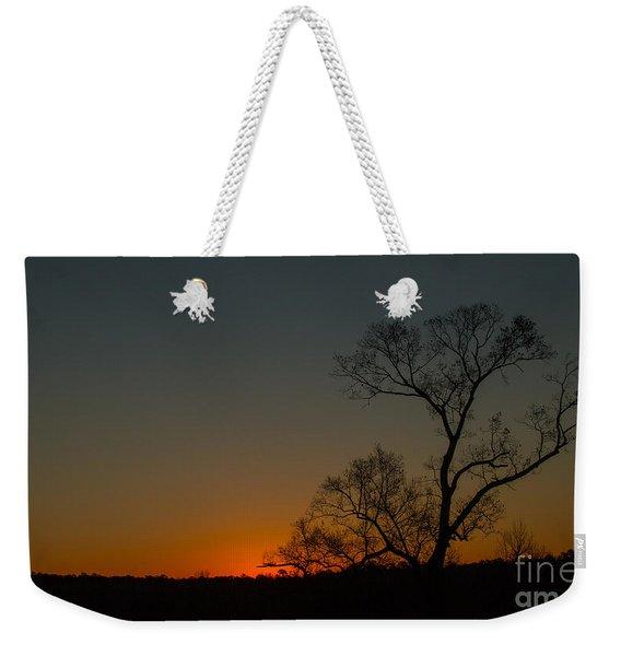 After Sunset Weekender Tote Bag