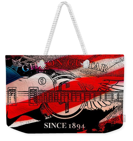 American Legend Weekender Tote Bag