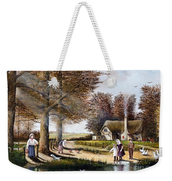 Animal Farm Weekender Tote Bag