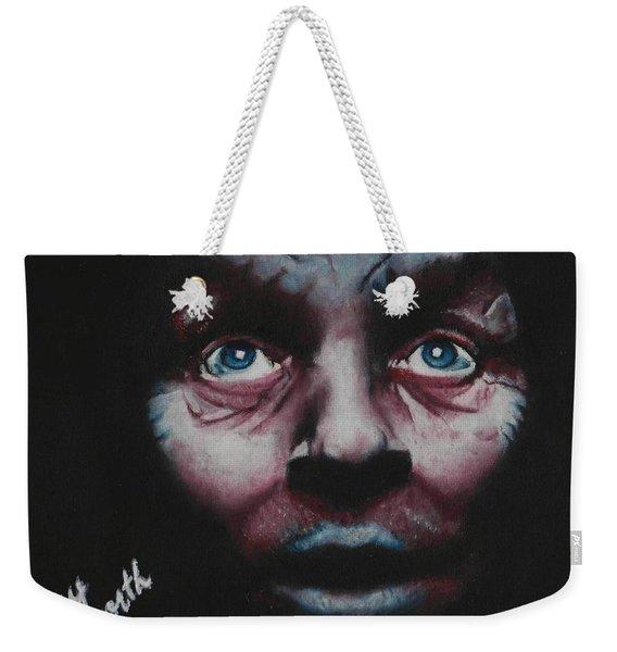 Anthony Hopkins Weekender Tote Bag