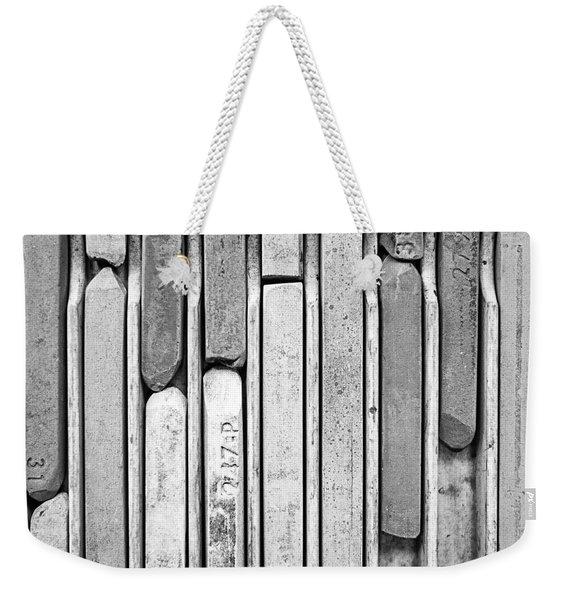 Artist Chalks Weekender Tote Bag