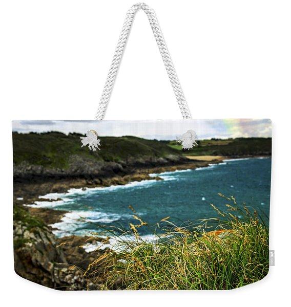 Atlantic Coast In Brittany Weekender Tote Bag