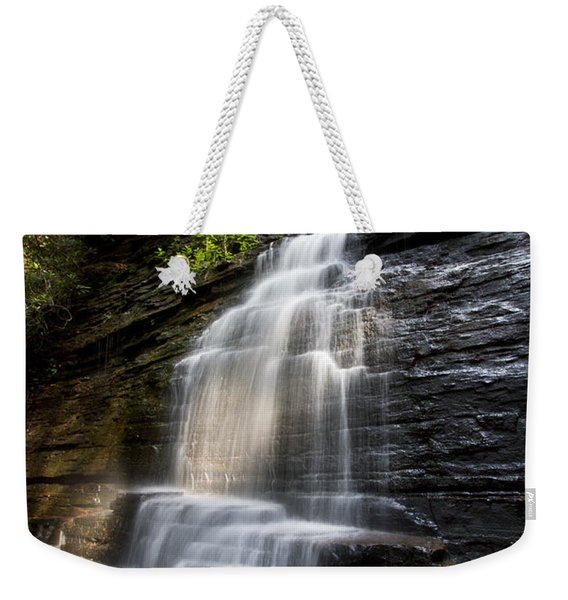 Benton Falls Weekender Tote Bag
