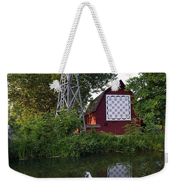 Bonneyville Mill Weekender Tote Bag