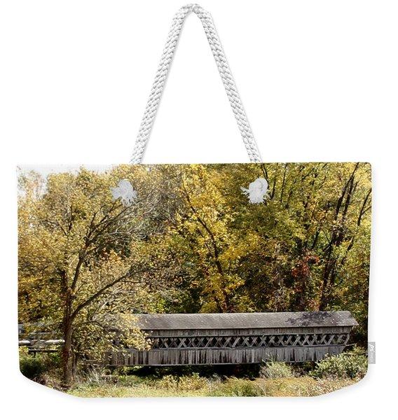 Buckeye Lake Ohio Weekender Tote Bag