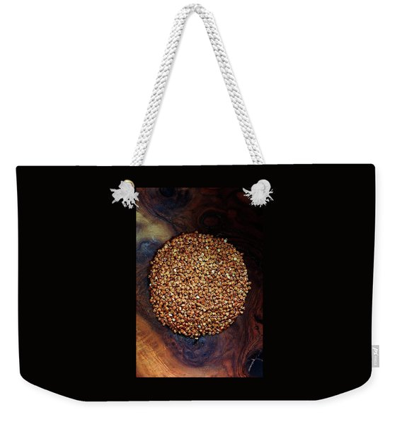 Buckwheat Grouts Weekender Tote Bag