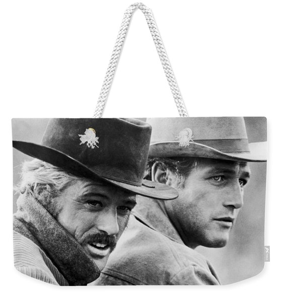 Butch Cassidy And The Sundance Kid Weekender Tote Bag