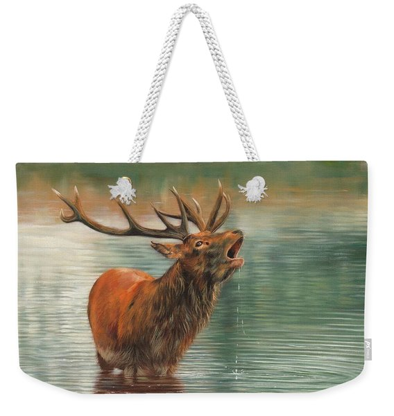 Call Of The Wild 2 Weekender Tote Bag