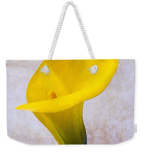 Calla Lily Beauty Weekender Tote Bag