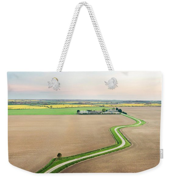 Cambridgeshire  Weekender Tote Bag