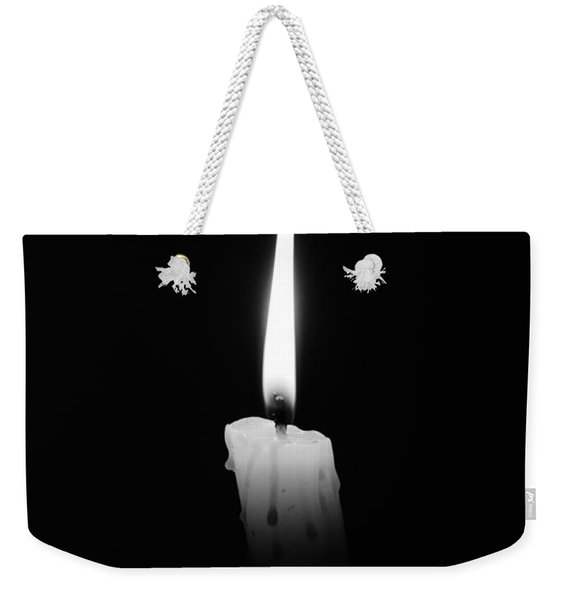 Candlelight Fantasia Weekender Tote Bag