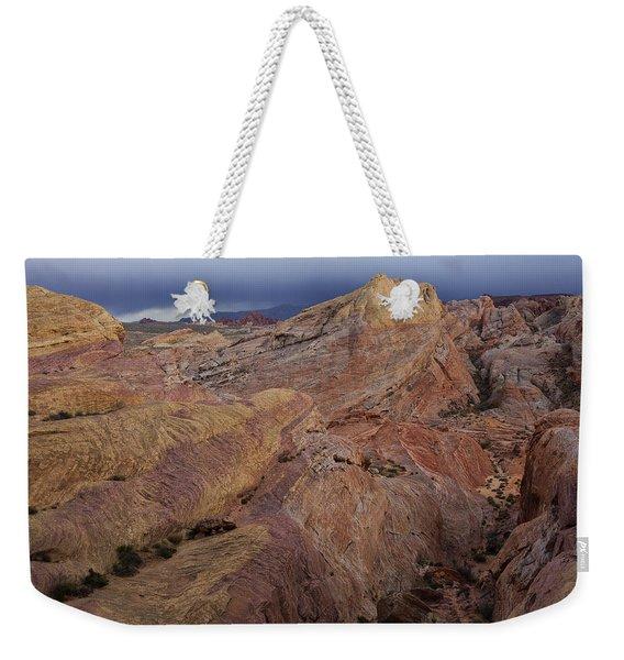 Canyon Glow Weekender Tote Bag