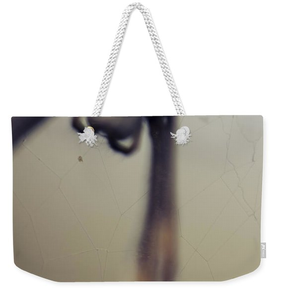 Caught In A Web Of Entrapment Weekender Tote Bag