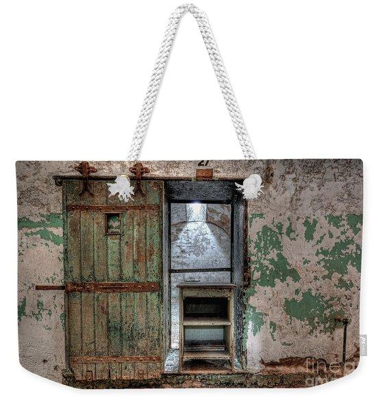 Cell 27 Weekender Tote Bag