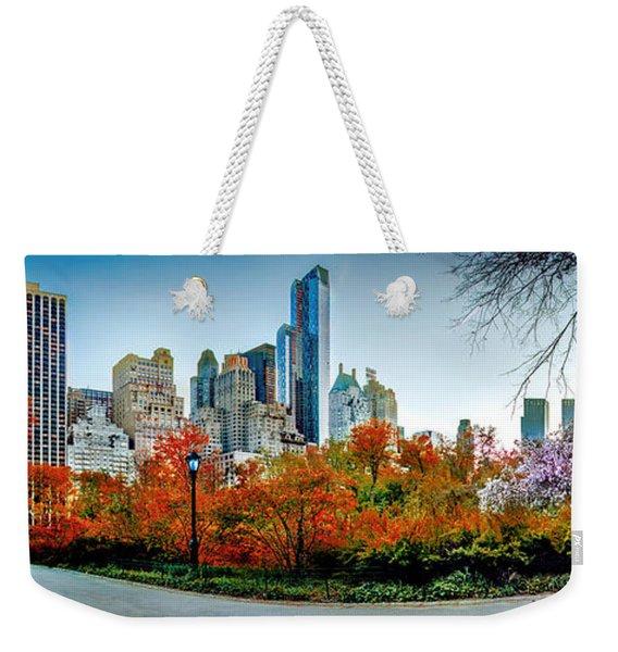 Changing Of The Seasons Weekender Tote Bag