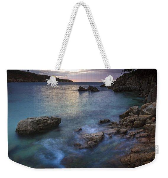 Chanteiro Beach Galicia Spain Weekender Tote Bag