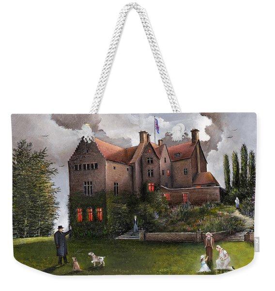 Chartwell Weekender Tote Bag