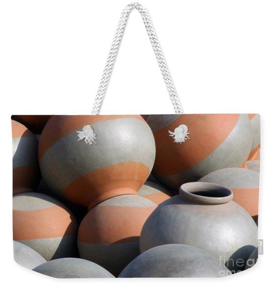 Circles No5_pjboylan Weekender Tote Bag