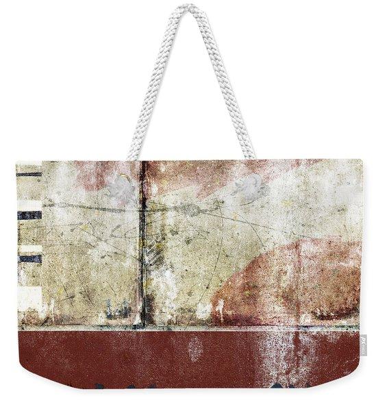 City Sidewalks Weekender Tote Bag