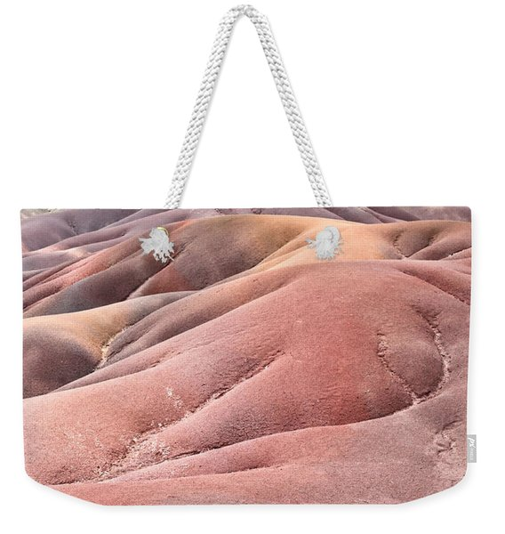Colorful Sands Weekender Tote Bag