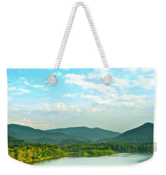 Cove Lake State Park Weekender Tote Bag