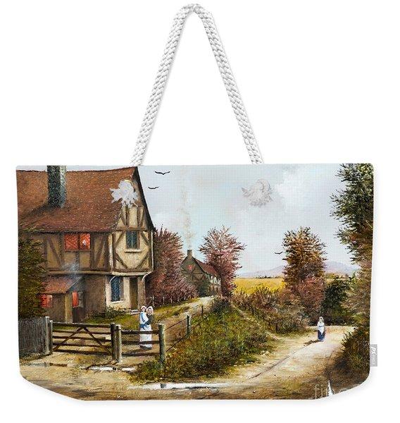 Cropthorne - Worcester Weekender Tote Bag